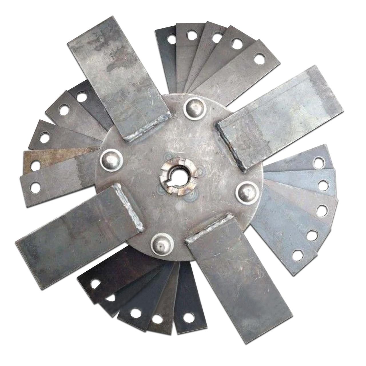 Молотковый барабан с ножами для Лан-3
