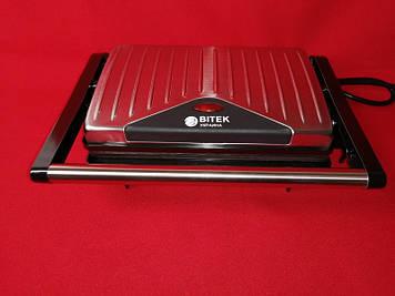 Компактный электрический гриль  Bitek BT-7406
