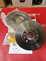Комплект тормозных вентилируемых дисков Renault Logan (Motrio 8671005976), фото 1