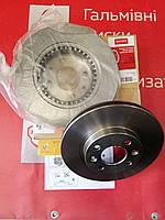 Комплект тормозных вентилируемых дисков Renault Sandero (Motrio 8671005976), фото 1