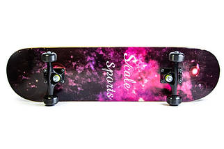 "Скейт Scale Sports ""Milky Way"", фото 2"