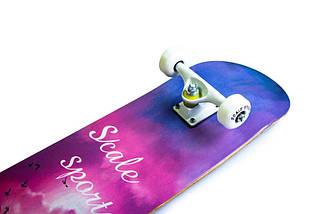 """Скейт Scale Sports """"Рассвет"""", фото 2"""