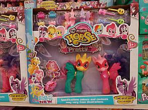 Набор Моя маленькая Пони Pony My Pretty Horse 1264, фото 2