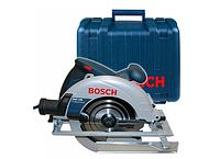 Дисковая пила BOSCH Professional GKS 190 1400W + кейс