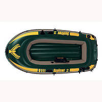 Лодка надувная Intex Seahawk Двухместная