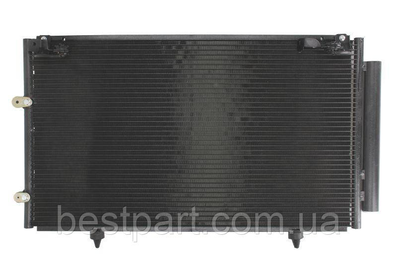 Радіатор кондиціонера  NISSAN NP300, PICK UP 2.4/2.5D/3.2D 02.98-