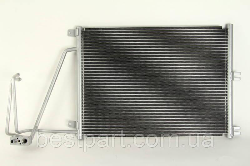 Радіатор кондиціонера OPEL VECTRA B 2.0D/2.2D 06.97-07.03