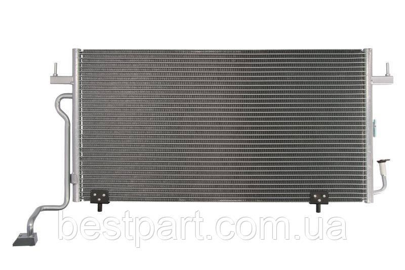 Радіатор кондиціонера CITROEN BERLINGO; PEUGEOT PARTNER, PARTNERSPACE 1.8D/1.9D/2.0D 05.96-12.15
