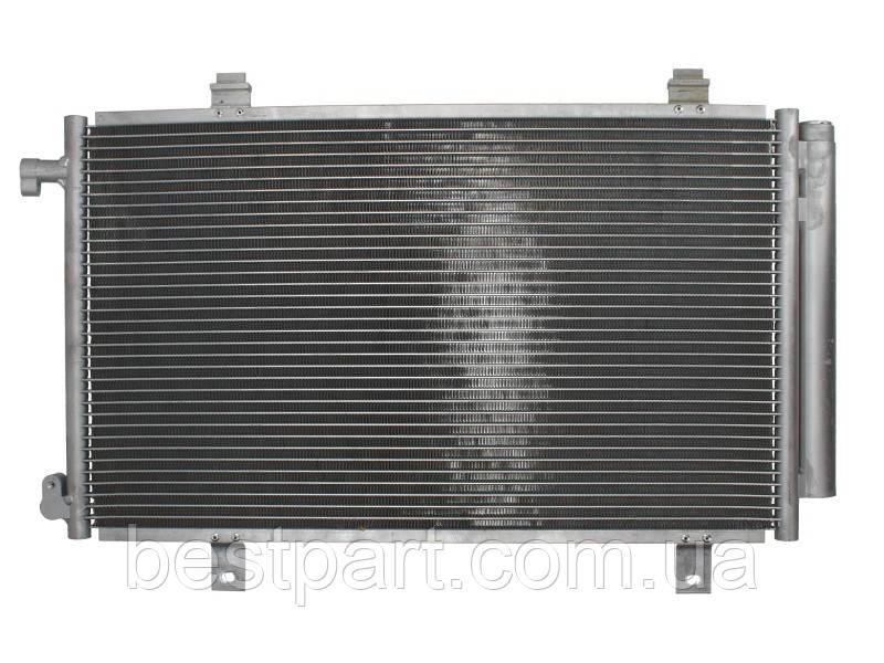Радіатор кондиціонера FIAT SEDICI; SUZUKI SX4 1.5-1.9D 06.06-