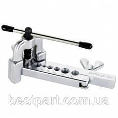 Метричний розвальцьовувач мідних труб розмірами 4, 6, 8, 10, 12, 15, 16 мм.