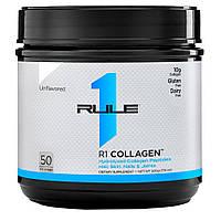 Коллаген для суставов и кожи, коллаген в порошке, R1 Collagen RULE 1 500g