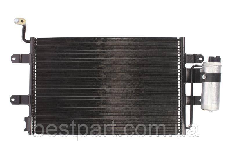 Радіатор кондиціонера  SEAT CORDOBA, CORDOBA VARIO, IBIZA II 1.4/1.8/1.9D 06.99-12.02