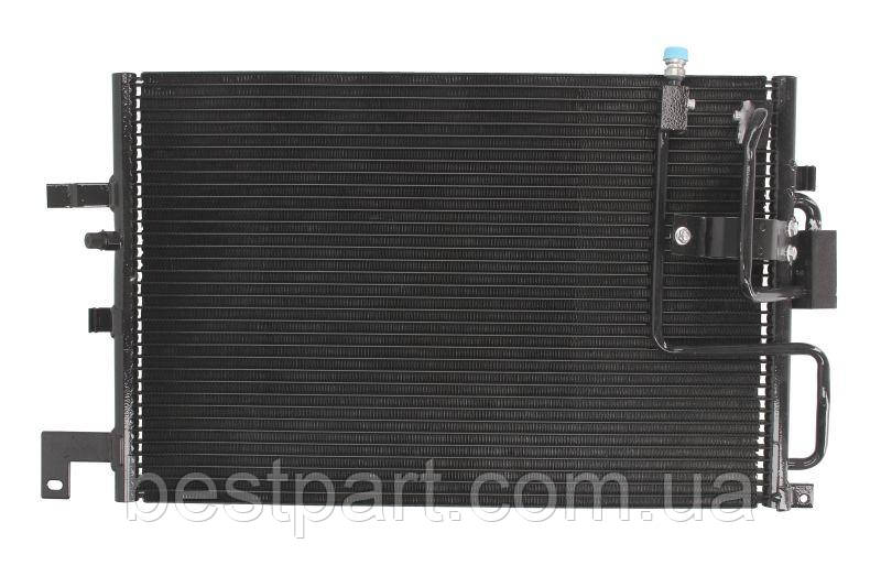Радіатор кондиціонера SAAB 9-3 2.0/2.2D/2.3 02.98-08.03