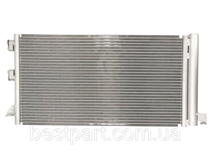 Радіатор кондиціонера  FIAT PANDA 1.1/1.2/1.3D 09.03-