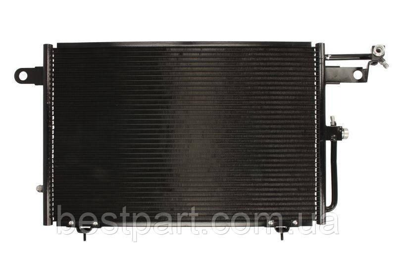 Радіатор кондиціонера AUDI 100, A6 1.8-4.2 12.90-12.97