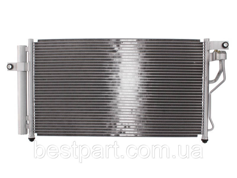 Радіатор кондиціонера HYUNDAI ACCENT III 1.4/1.6 11.05-11.10