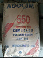 Цемент ADOCIM 550 Турция, 25 кг