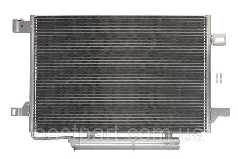 Радіатор кондиціонера  MERCEDES A (W169), B (W245) 1.5-2.0D 09.04-06.12