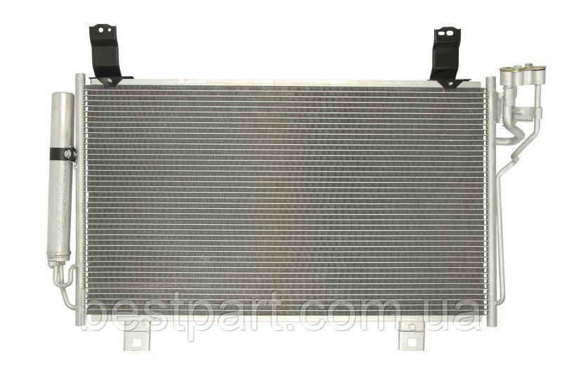 Радіатор кондиціонера  MAZDA CX-5 2.0 11.11-02.17