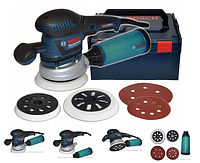 Шлифовальная машина Bosch GEX 125-150 AVE L-BOXX