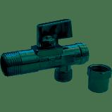 Кран угловой с фильтром FADO Classic 1/2*1/2 KZ41