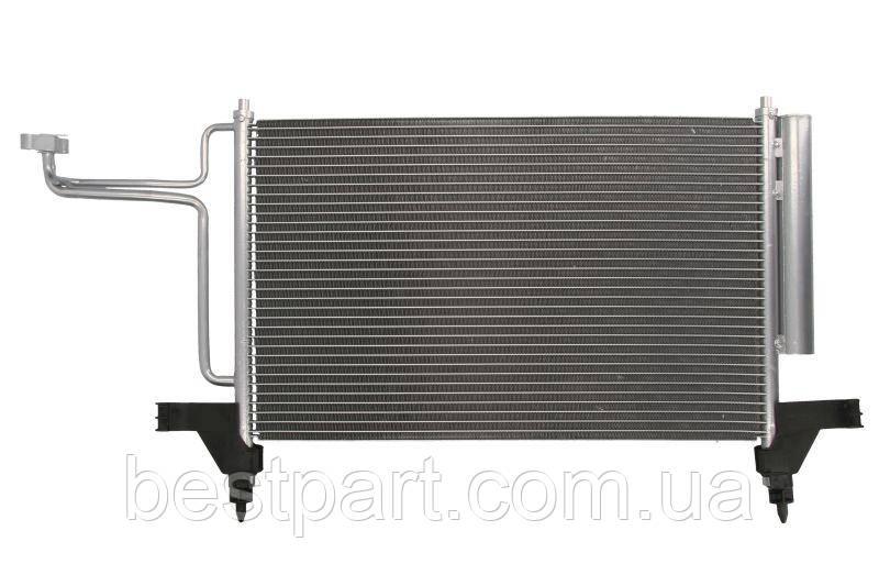Радіатор кондиціонера  FIAT STILO 1.2-2.4 10.01-08.08