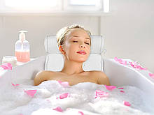Подушка для ванної Regal Bazaar Spa Bath Pillow на присосках