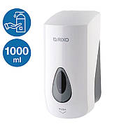 Дозатор для антисептика 1000 мл Rixo Maggio DS068W настенный диспенсер для дезинфицирующей жидкости