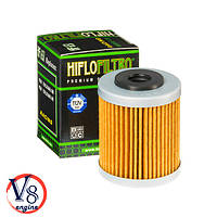 Фильтр масляный Hiflo HF651 (Husqvarna, KTM)