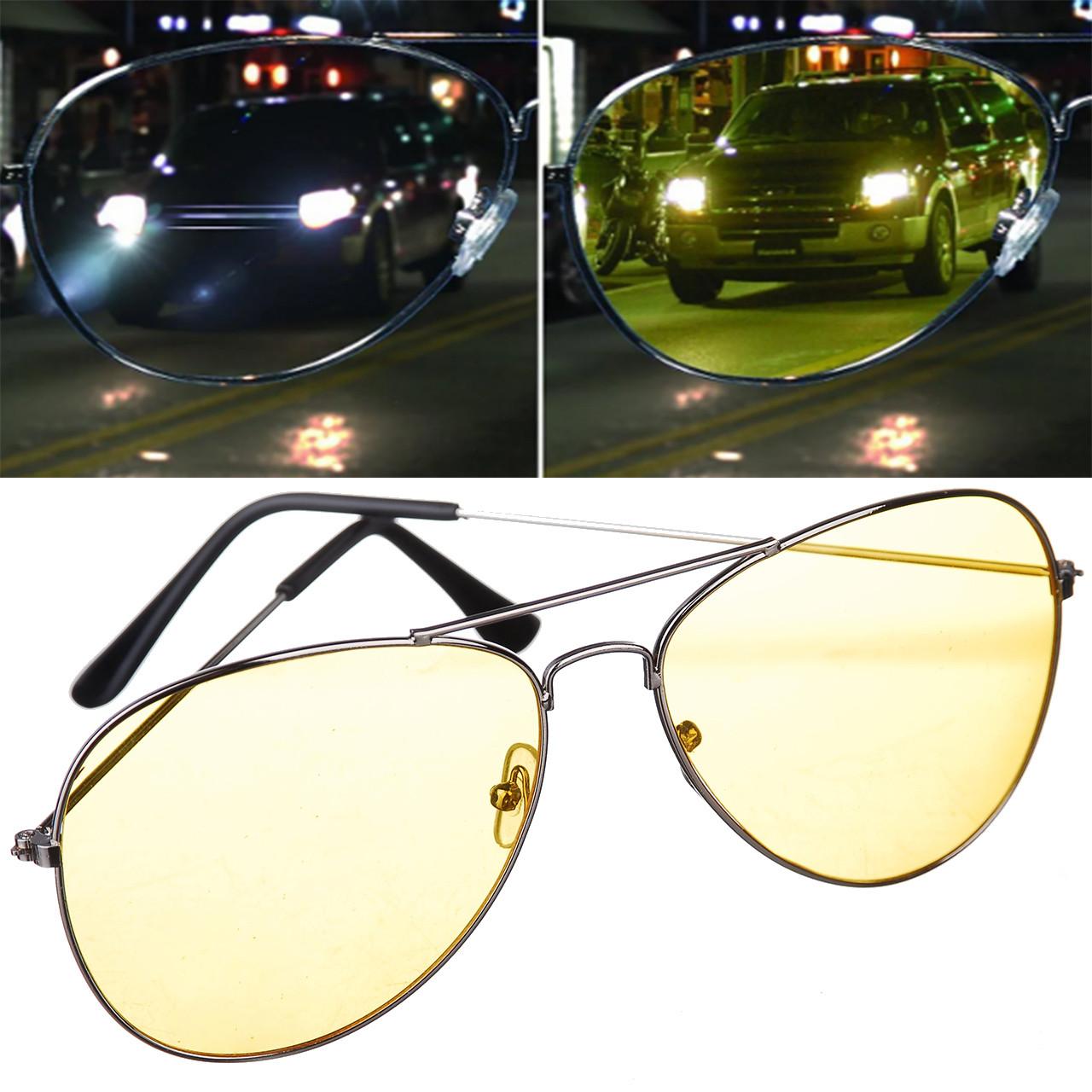 Очки для автомобилиста Glasses Night View