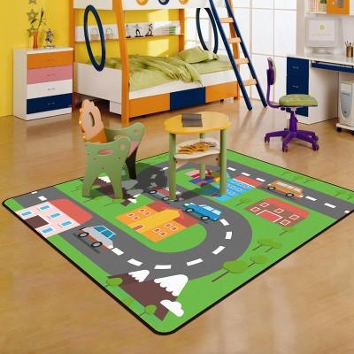 Купить Коврик в детскую комнату Homytex Cars
