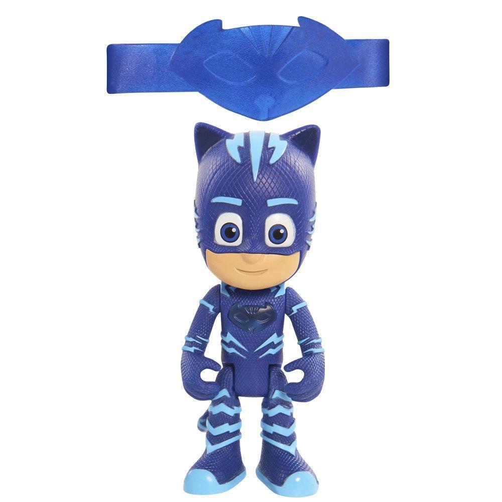Фигурка Кэтбой с подсветкой и браслетом, Герои в масках