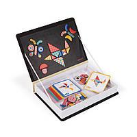 Игра Магнитная книга - Учим геометрические формы через игру, 3+, фото 1