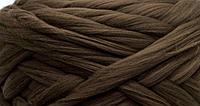 Шерсть для валяния австралийский меринос 23 микрон (10 грамм = 25 см) - мокко. Фелтинг. Вовна валяння