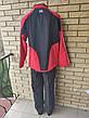 Спортивный костюм мужской больших размеров реплика ADIDAS, Корея, фото 5
