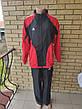 Спортивный костюм мужской больших размеров реплика ADIDAS, Корея, фото 6
