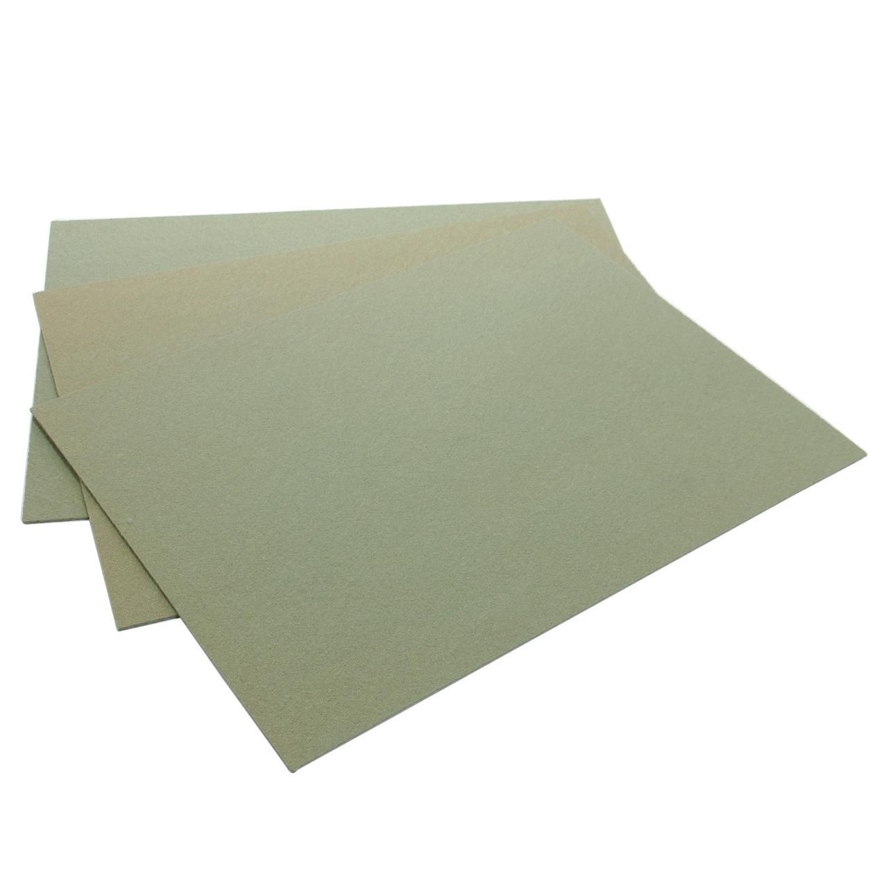 Подложка Тихий Ход Izopanel 7 мм зеленая 4,661 м2