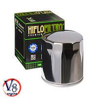 Фильтр масляный Hiflo HF174C (Harley Davidson)