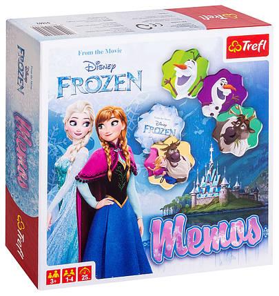 Настольная игра Мемо. Холодное сердце (Memos: Frozen), фото 2