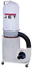 Витяжна установка зі змінним фільтром (технологія VORTEX CONE (400)) JET DC-1100A-400