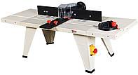 Универсальный чугунный фрезерный стол JET JRT-2