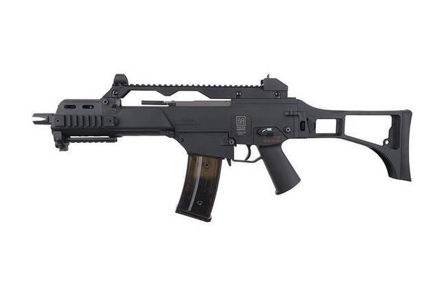 Airsoft реплика Specna Arms SA-G12 EBB (Blow Back) – BLACK (для страйкбола), фото 2