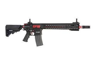 "Реплика автоматической винтовки SA-B14 KeyMod 12"" - Red Edition [Specna Arms] (для страйкбола), фото 3"