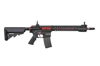 "Реплика автоматической винтовки SA-B14 KeyMod 12"" - Red Edition [Specna Arms] (для страйкбола), фото 2"