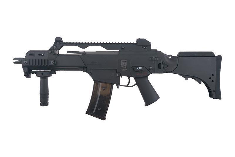 Реплика автоматической винтовки SA-G12V EBB - black [Specna Arms] (для страйкбола)