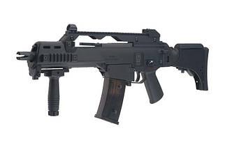 Реплика автоматической винтовки SA-G12V EBB - black [Specna Arms] (для страйкбола), фото 2