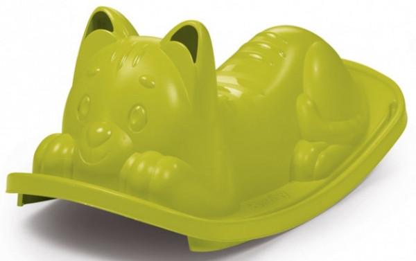 Качели Smoby Зеленый кот