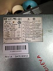 Блок питания HP apl4pc07 460974-001 бу