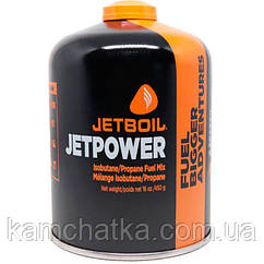 Туристический газовый баллон Jetboil Jetpower fuel 450 гр