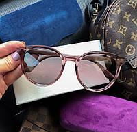 Женские солнцезащитные очки с поляризацией (3899) rose, фото 1